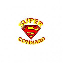super connard tshirt sublimation