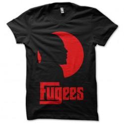 fugees tshirt sublimation