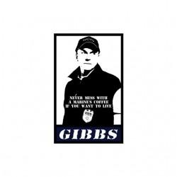 Tee shirt NCIS Gibbs...