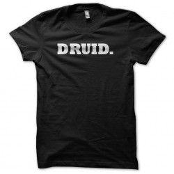 druid  tshirt sublimation