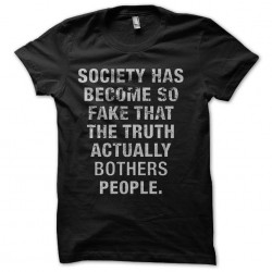 fake society tshirt...