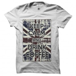 keep calm and drink coffee...