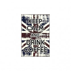 keep calm and drink coffee tshirt sublimation