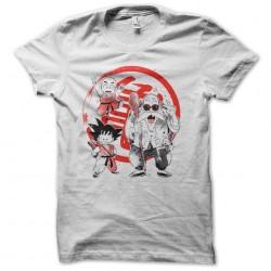 tee shirt songoku vintage...