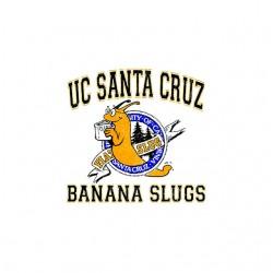 tee shirt UC santa cruz...