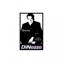 Tee shirt NCIS Tony Dinozzo...