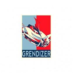 grendizer goldorak tshirt sublimation