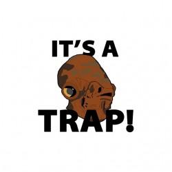 Amiral Ackbar trap tshirt sublimation