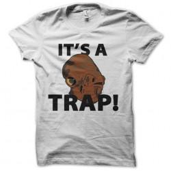 tee shirt Amiral Ackbar...