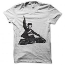 elvis dj mix tshirt...