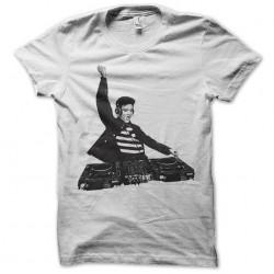tee shirt elvis dj mixage...