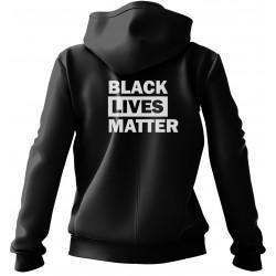 Veste black lives matter...