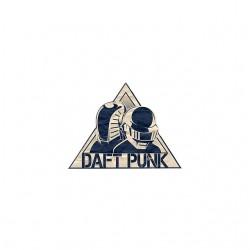 daft punk vintage tshirt sublimation