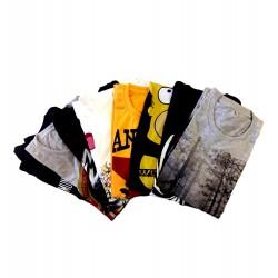 Pack de 8 t-shirts au choix