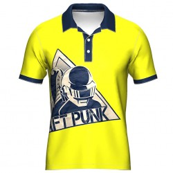 daft punk vintage polo full...