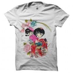 ranma 1/2 acquarelle tshirt...