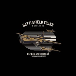 tee shirt battlefield transporter sublimation