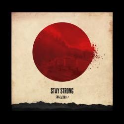 Tee shirt drapeau japonais atomique  sublimation