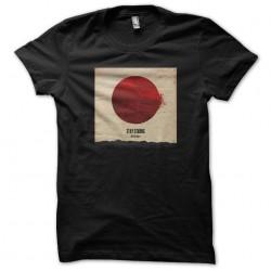 Tee shirt drapeau japonais...
