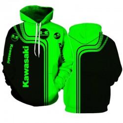 kawasaki jacket hoodie