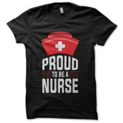 proud to be a nurse tshirt...