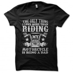 tee shirt love riding...