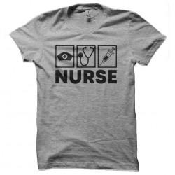 tee shirt infirmière...