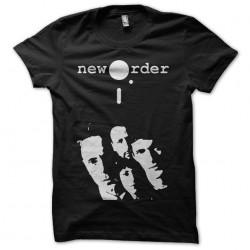 New Order black sublimation...