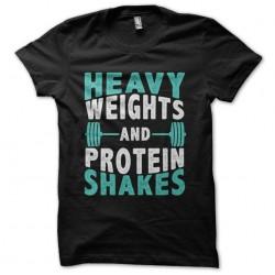 protein shakes tshirt...