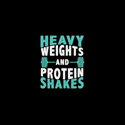 protein shakes tshirt sublimation