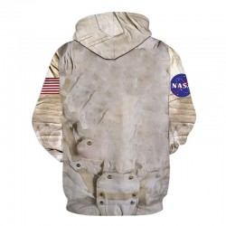 astronaut nasa jacket hoodie