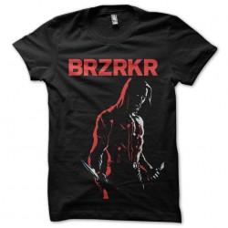 brzrkr tshirt sublimation