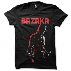 tee shirt brzrkr sublimation