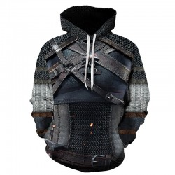 the witcher jacket hoodie