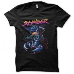shnger scorpion tshirt...
