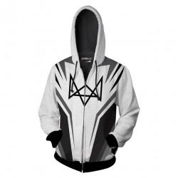 watchdogs jacket hoodie