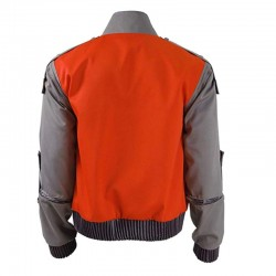 back to the futur marty mcfly jacket hoodie