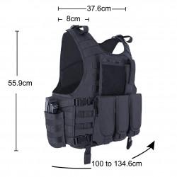 swat airsoft tactical jacket hoodie