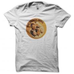 The Beach Boys fan art white sublimation t-shirt