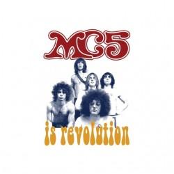 T-shirt MC5 is revolution...