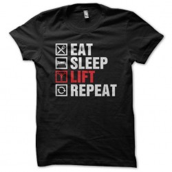 tee shirt lift casual life...