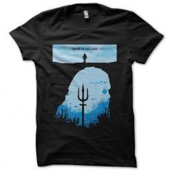 acquaman tshirt sublimation