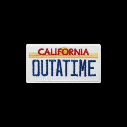 outatime back to the future cap