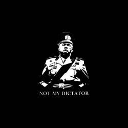 trump dictator tshirt sublimation