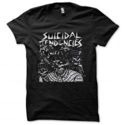 tee shirt suicidal...