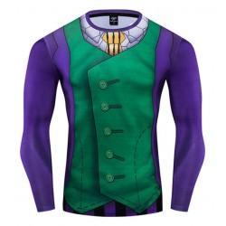 tee shirt le joker cosplay...