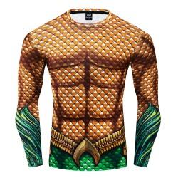 acquaman fitness shirt gym...