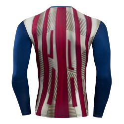 tee shirt vision moulant compression gym