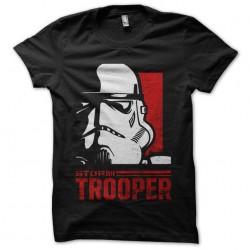 storm trooper tshirt...