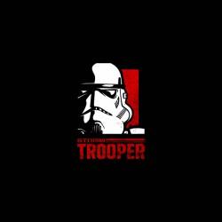 storm trooper tshirt sublimation